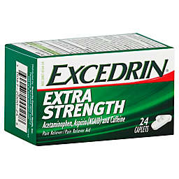 Excedrin Extra Strength 24-Count Caplets