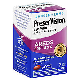 Bausch + Lomb 60-Count Preservision AREDS