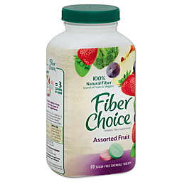 Fiber Choice 90-Count Sugarfree Chewables