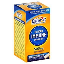 Ester-C 90-Count 500 mg Tablets
