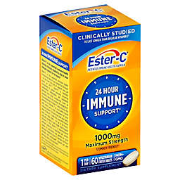 Ester-C 60-Count 1000 mg Tablets