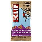 Clif Bar 2.4 oz. Energy Bar in Chocolate Chip Peanut Butter Crunch