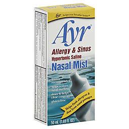Ayr® Allergy & Sinus Hypertonic Saline Nasal Mist