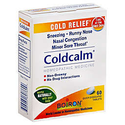 Boiron® Coldcalm® 60-Count Homeopathic Cold Tablets