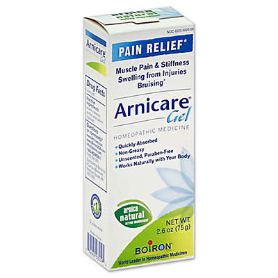 Boiron® Arnicare® 2.6 oz. Homeopathic Pain Relief Arnica Gel