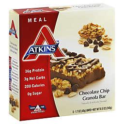 Atkins™ Chocolate Chip Granola Bar 5-Pack Meal Bars
