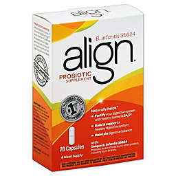 Align® 28-Count Probiotic Supplement Capsules