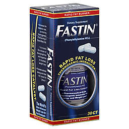Fastin® 30-Count Dietary Supplement Capsules