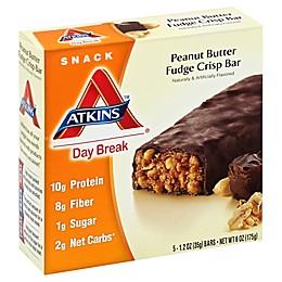 Atkins™ Day Break™ 5-Count Peanut Butter Fudge Crisp Bar