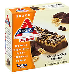 Atkins™ Day Break™ 5-Count Chocolate Chip Bar