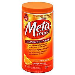 Metamucil Original Smooth Texture 72-Dosage MultiHealth Fiber