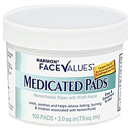 Harmon® Face Values™ 100-Count Hygienic Cleansing Pads