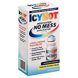 Icy Hot® 2.5 oz. Maximum Strength Medicated Pain Reliever with No Mess Applicator