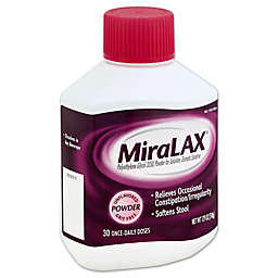 MiraLAX 17.9 oz. 30-Count Laxative Powder
