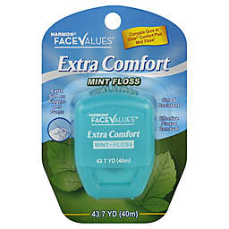 Harmon® Face Values™ Extra Comfort Floss in Mint