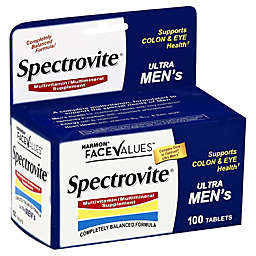 Harmon® Face Values™ Spectrovite® 100-Count Ultra Men's Tablets