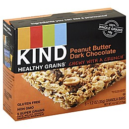 Kind® Healthy Grains 5-Pack Peanut Butter Dark Chocolate Granola Bars