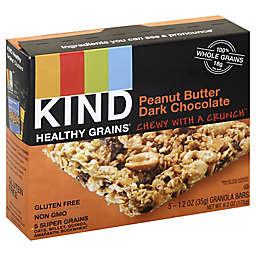 Kind® Healthy Grains 5-Pack Peanut Butter Dark Chocolate Granola Bars