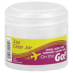 Harmon® Face Values™ 2 oz. Clear Jar