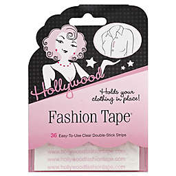 Hollywood Fashion Secrets® 36-Count Fashion Tape® Double-Stick Strips