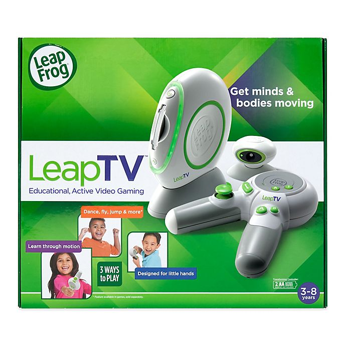 LeapFrog® LeapTV™ Educational Active Video Gaming System ...