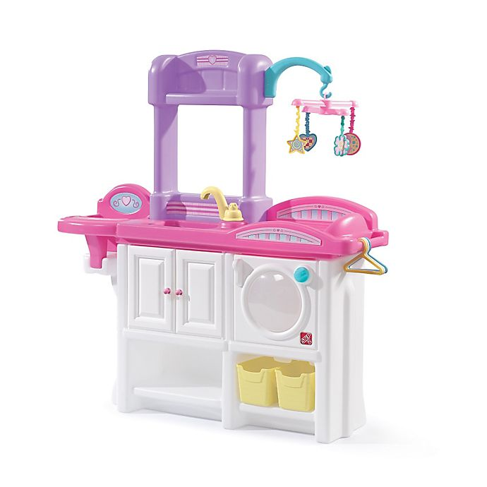 Alternate image 1 for Step2® Love & Care Deluxe Toy Nursery