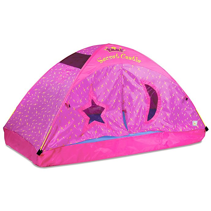 Alternate image 1 for Pacific Play Tents Secret Castle Full Bed Tent