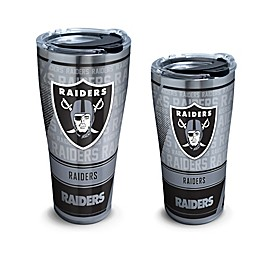 Tervis® NFL Las Vegas Raiders Edge Stainless Steel Tumbler with Lid
