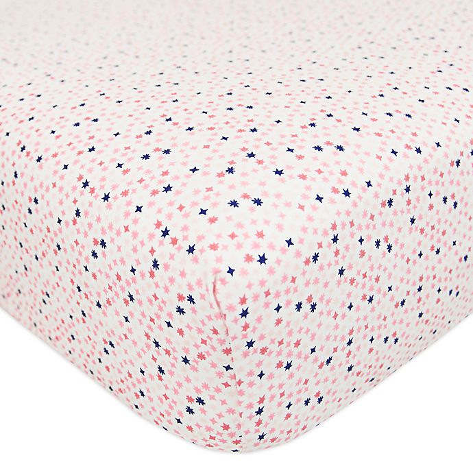 Alternate image 1 for Babyletto In Bloom Fitted Crib Sheet