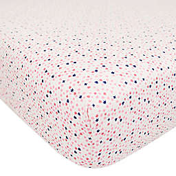 Babyletto In Bloom Fitted Mini Crib Sheet