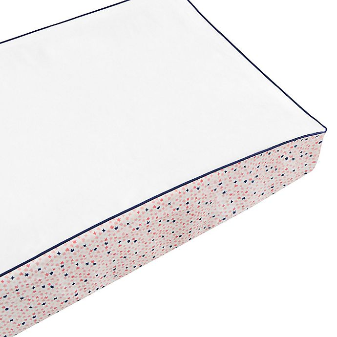 Alternate image 1 for Babyletto In Bloom Contour Changing Pad Cover