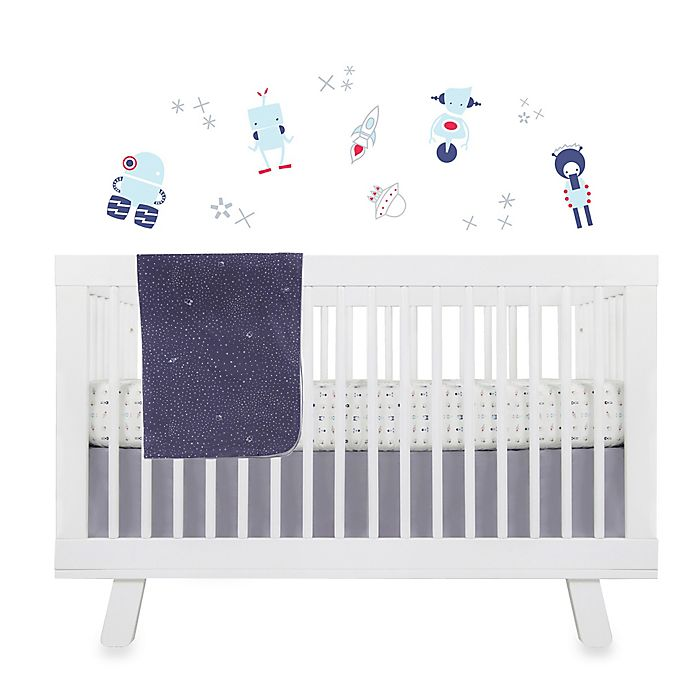 Alternate image 1 for Babyletto Galaxy Crib Bedding Collection