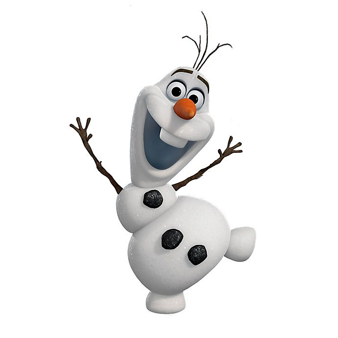 Alternate image 1 for Wall Friends Olaf