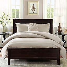 Harbor House™ Linen Reversible Duvet Cover Set in Linen