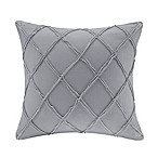 Harbor House™ Linen Square Throw Pillow in Grey