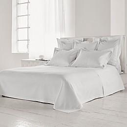 Frette at Home Creta Coverlet in White