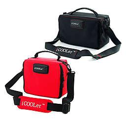 iCOOLer™ Freezable Lunch Bag & Beverage Cooler