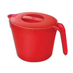 Kuhn Rikon Microwave Pot in Red