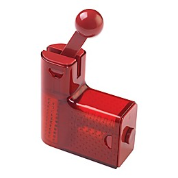 Kuhn Rikon Ratchet Grater in Red