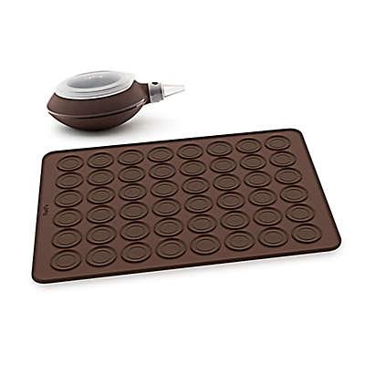 Lékué 48-Cavity Macaron Pan Kit
