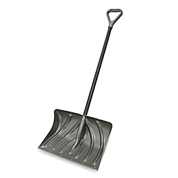 Suncast® 20-Inch Snow Shovel and Pusher
