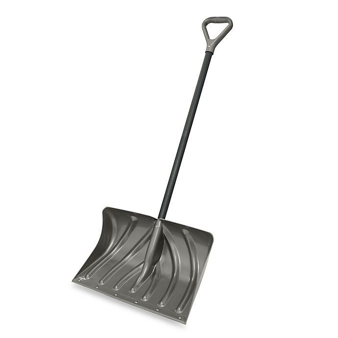 Alternate image 1 for Suncast® 20-Inch Snow Shovel and Pusher