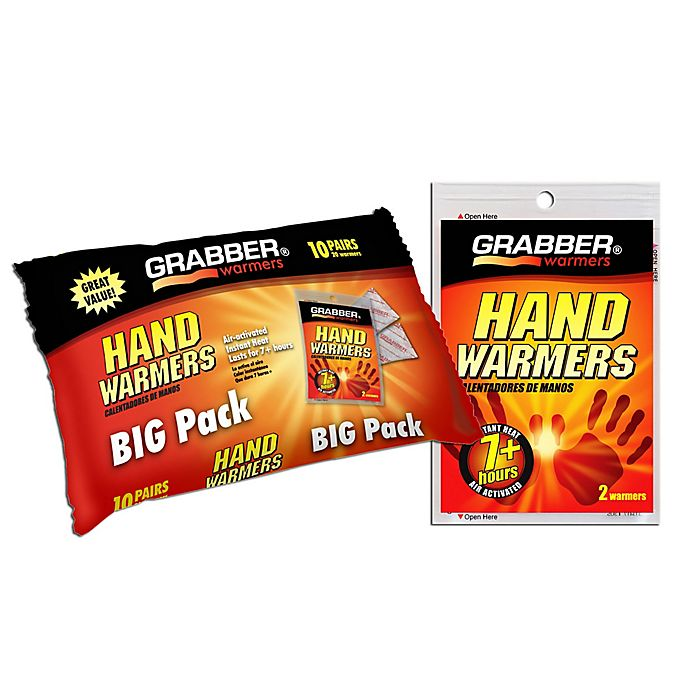 Alternate image 1 for 10-Pack Hand Warmers