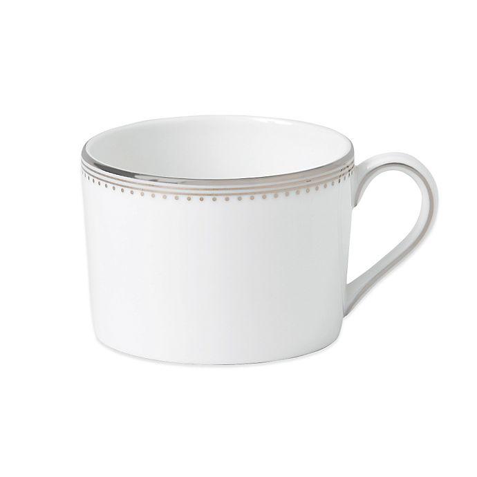 Alternate image 1 for Vera Wang Wedgwood® Grosgrain Teacup