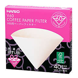 Hario Paper Filter for 03 V60 Dripper