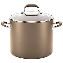 Anolon® Advanced Umber 12 qt. Covered Stock Pot