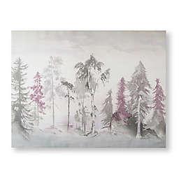 Mystical Forest Walk 23.6-Inch x 31.5-Inch Canvas Wall Art