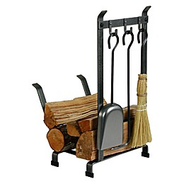 Enclume® Hearth Log Rack with Tools