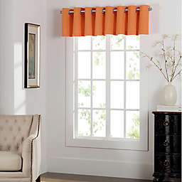 Newport Grommet Window Curtain Valance