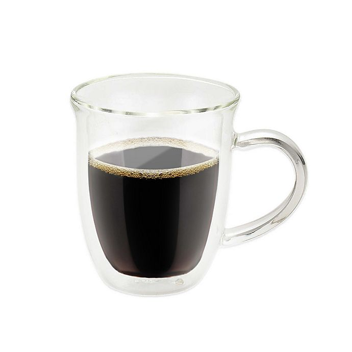 Alternate image 1 for BonJour® Insulated Coffee Cups (Set of 2)